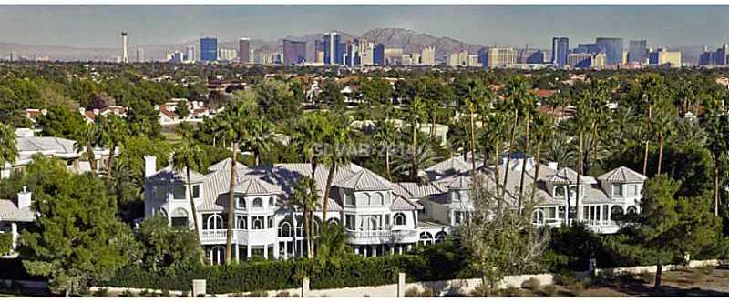 豪宅在拉斯维加斯出售 Mansion in Spanish Trail Las Vegas, NV